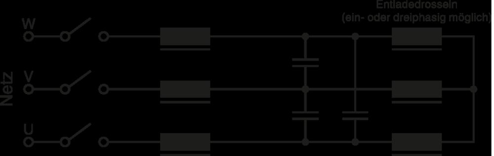 Filterkreisdrosseln