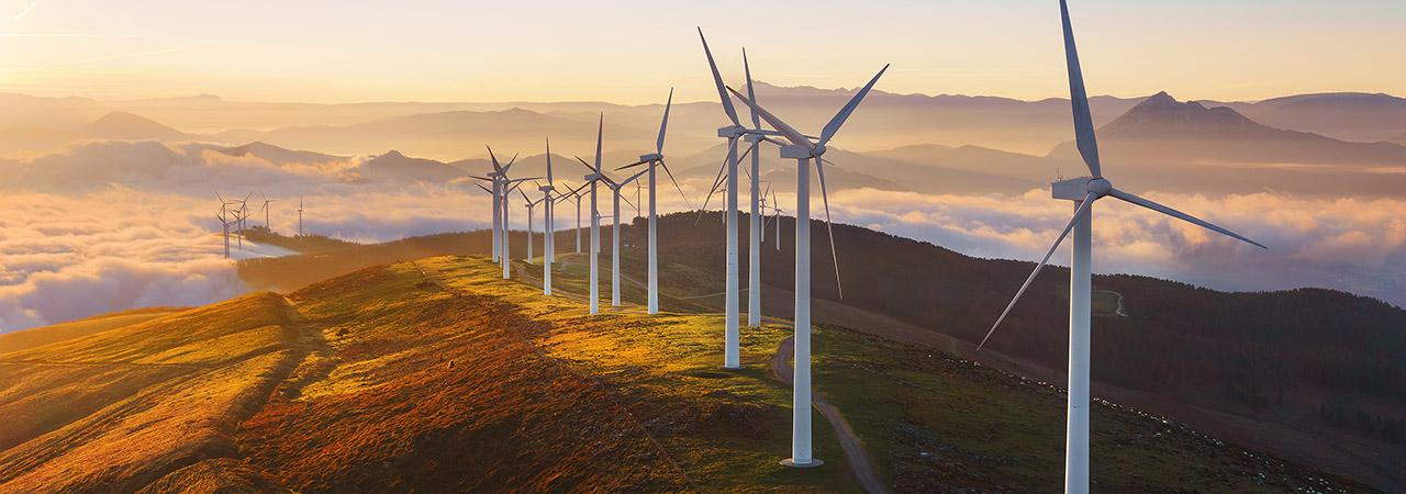 Branchen-Lösungen für erneuerbare Energien