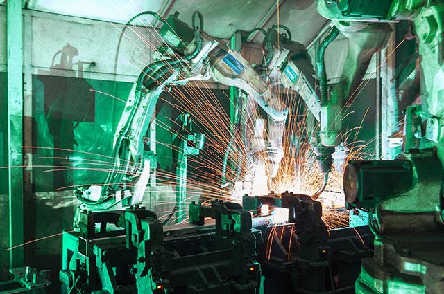 Branchen-Lösungen für den Maschinenbau