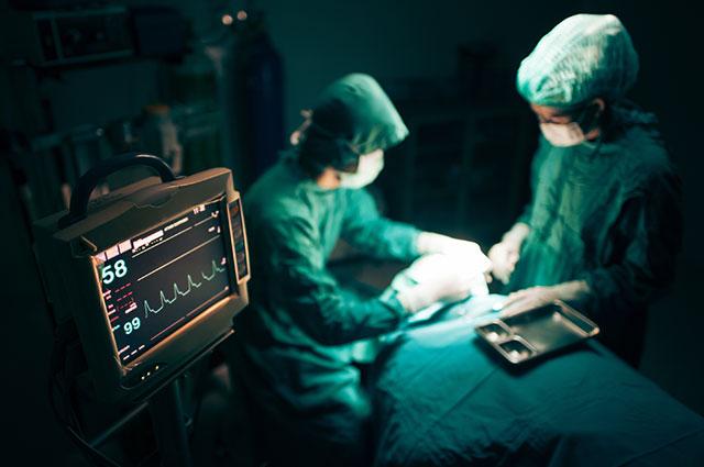 Branchen-Lösungen für die Medizin